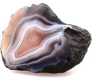 سنگ معدنی عقیق