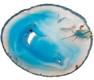 سنگ عقیق آبی