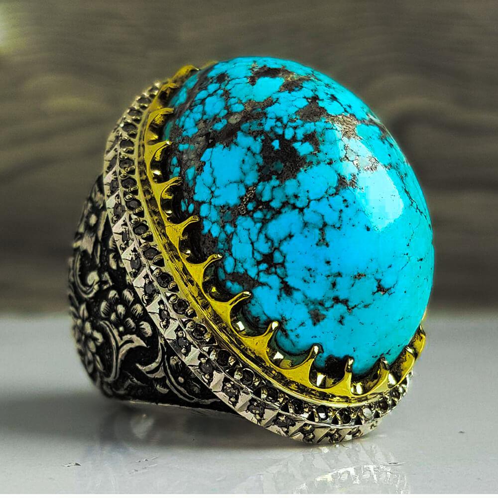سنگ فیروزه چیست