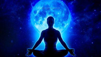 روانشناسی رنگ آبی - سنگ درمانی