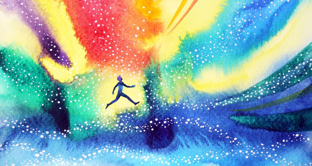 روانشناسی رنگها و معنای آن