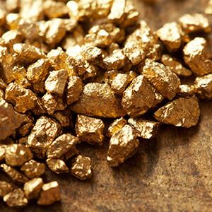 سنگهای طلا