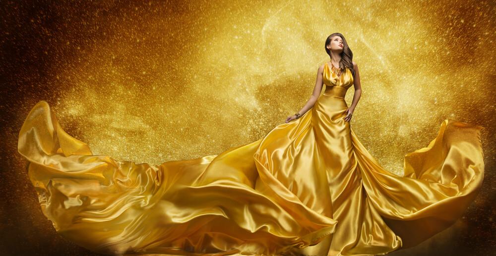 خصوصیات افراد رنگ طلایی