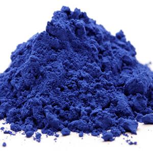رنگ نیلی