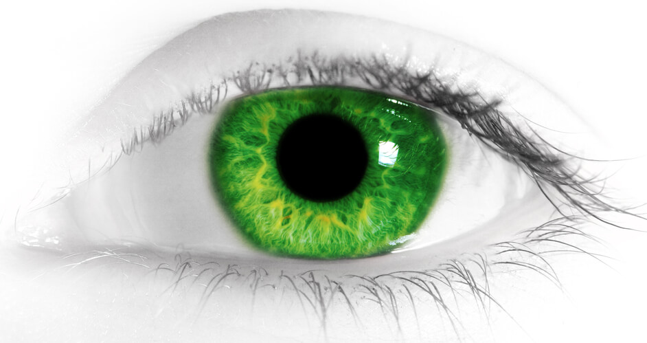 روانشناسی رنگ سبز