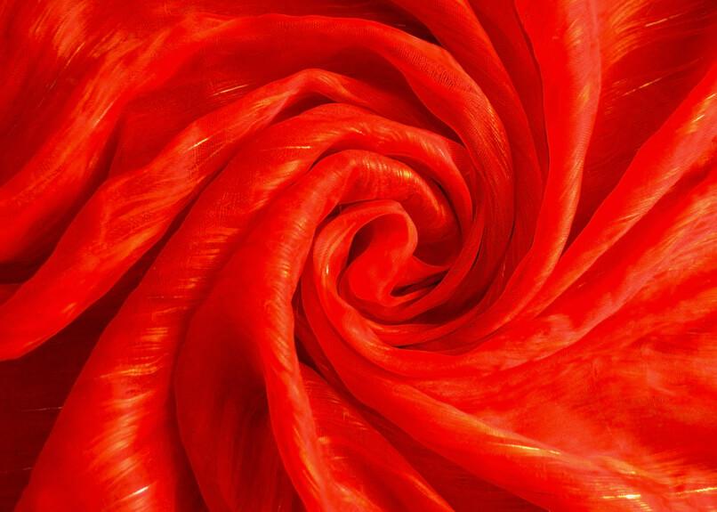 روانشناسی رنگ قرمز نارنجی