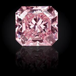 الماس صورتی