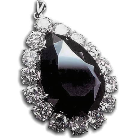 الماس سیاه آمستردام