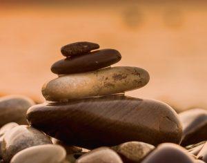 رنگ درمانی با سنگ قهوه ای - روانشناسی رنگ قهوه ای