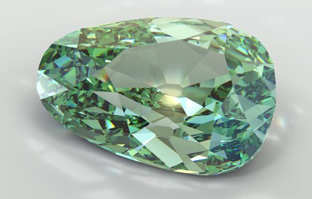 الماس سبز درسدن