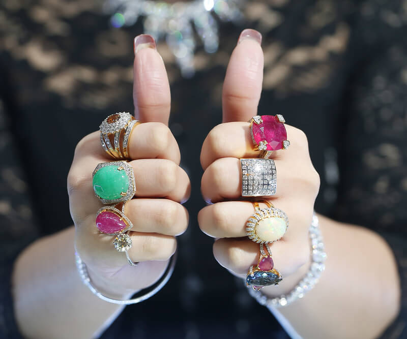 بهترین سایز انگشتر برای انگشت من