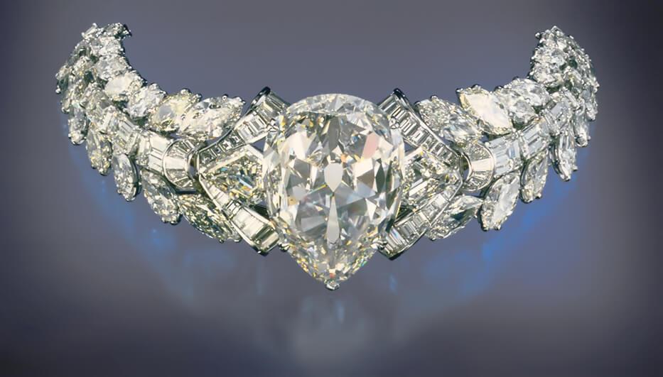 الماس گران قیمت درشت