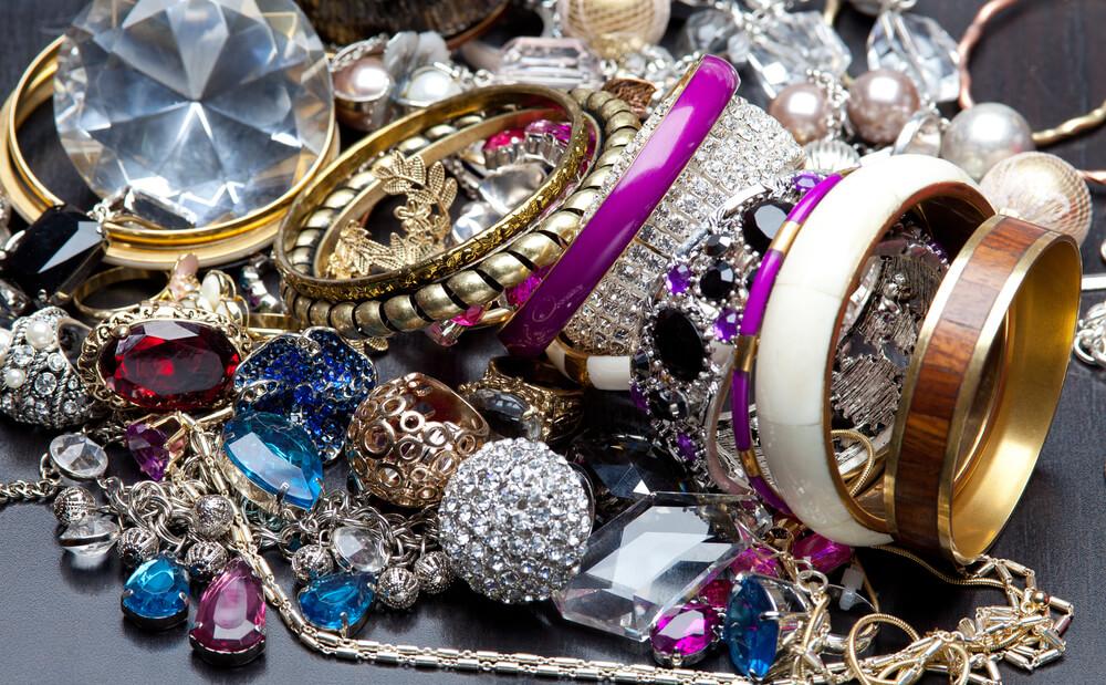 جواهرات مد زنانه