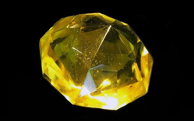 الماس زرد فلورنتین
