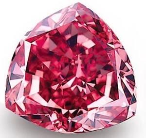 گران ترین الماس جهان - الماس سرخ
