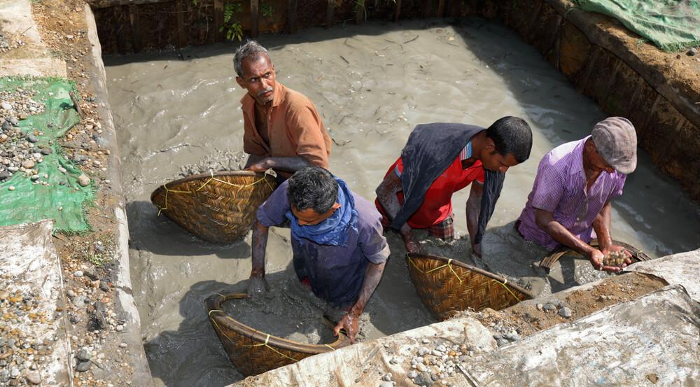 معدن یاقوت سریلانکا