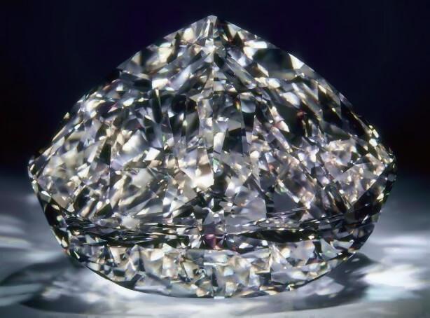 الماس بزرگ سنتناری