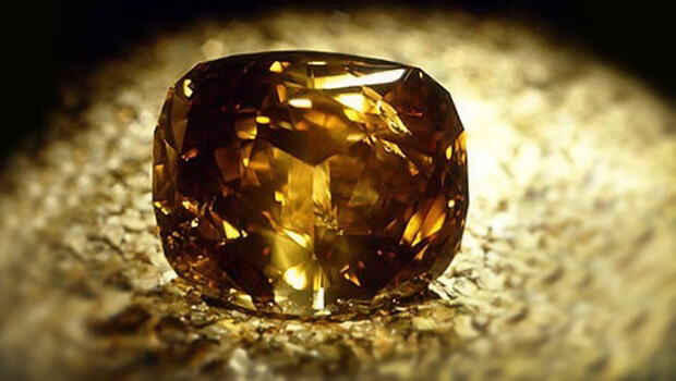 الماس زرد جوبیلی
