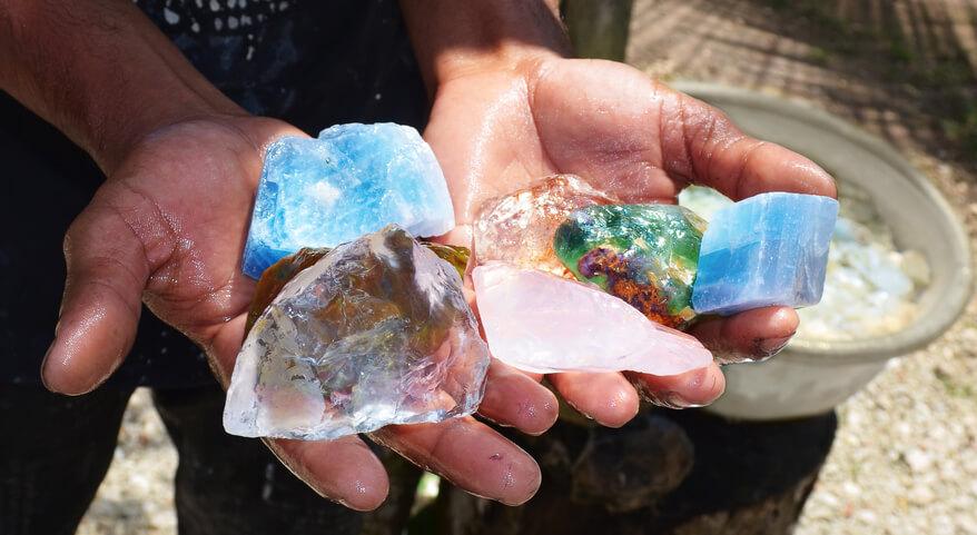 سنگهای قیمتی