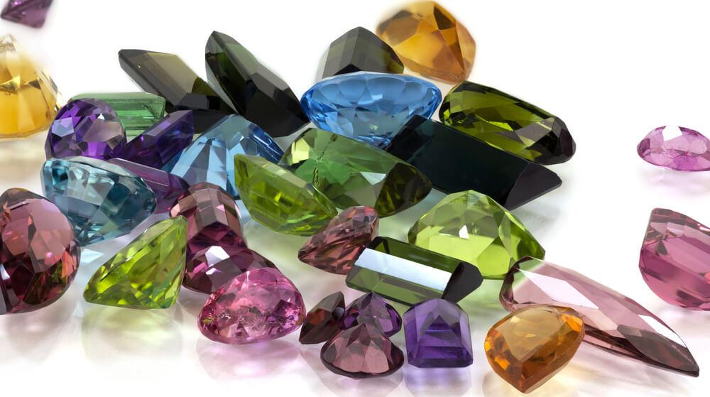 واردکنندگان سنگهای قیمتی در جهان