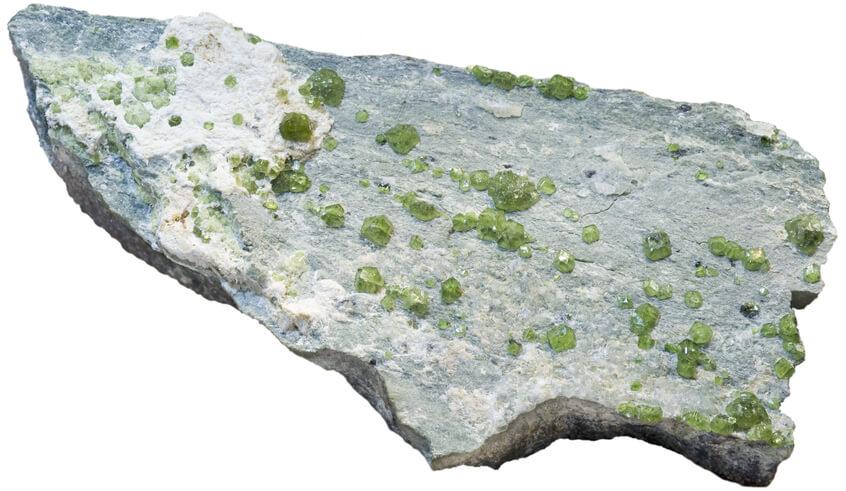 سنگهای گارنت سبز