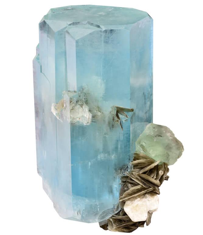 معدن سنگ آکوامارین