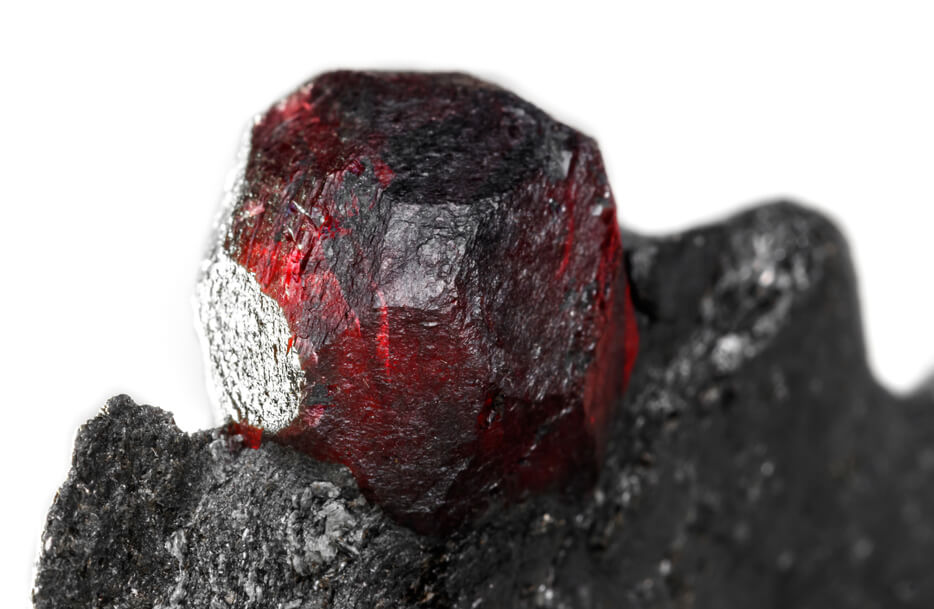 مشخصات سنگ گارنت