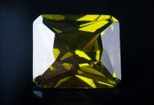 سنگ زبرجد (پریدوت)