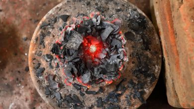 آموزش بهسازی سنگهای قیمتی با روش حرارت دهی