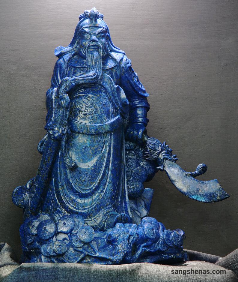 سنگ یشم آبی