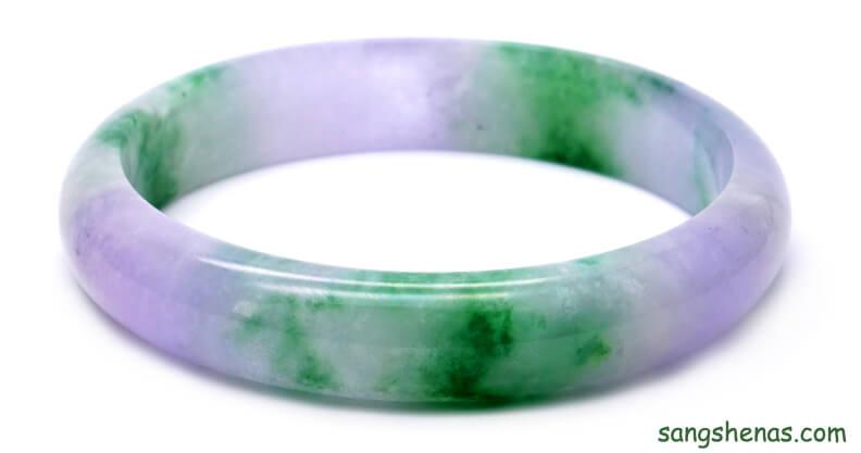 دستبند یشمی اصل, انواع رنگ یشم