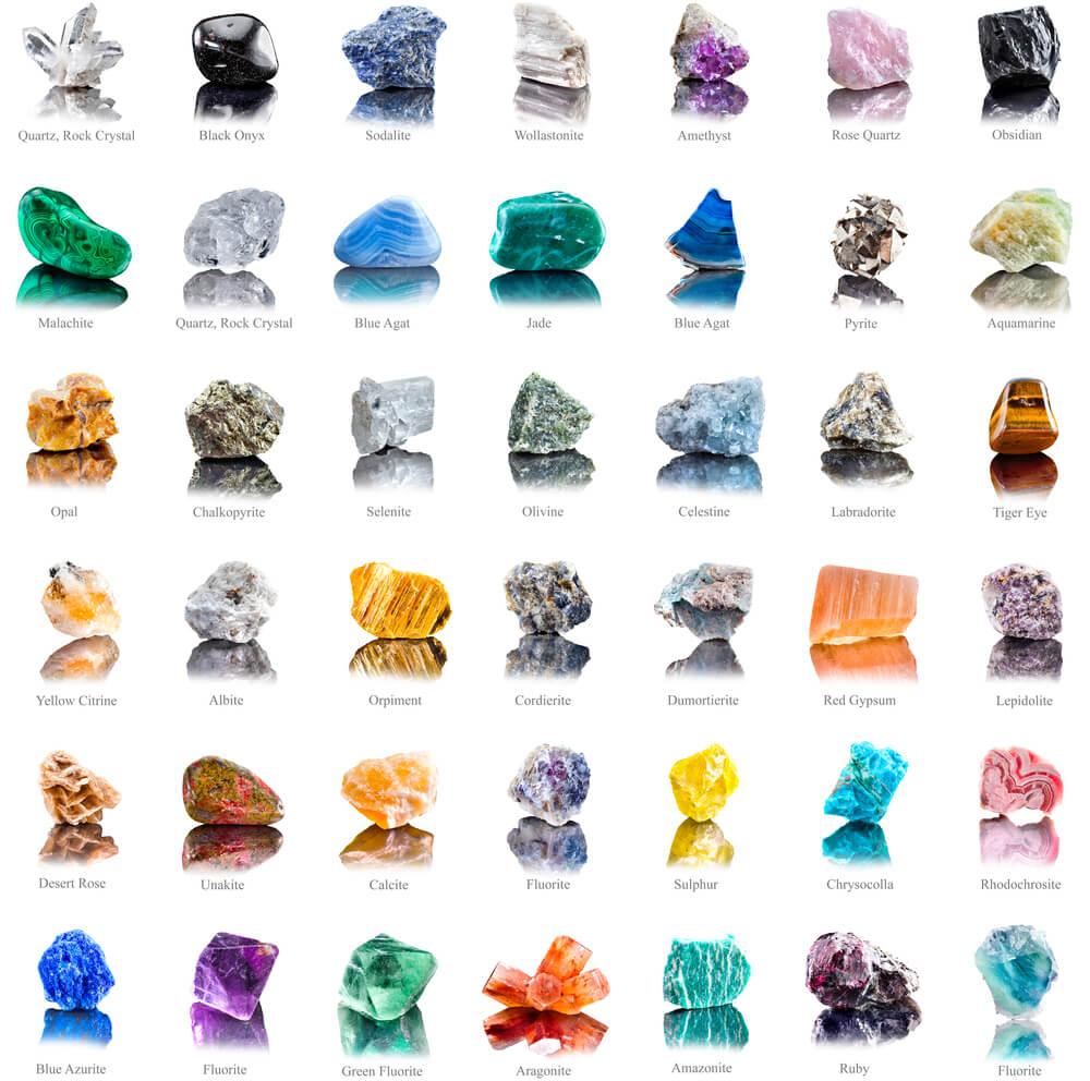 سنگهای نیمه قیمتی