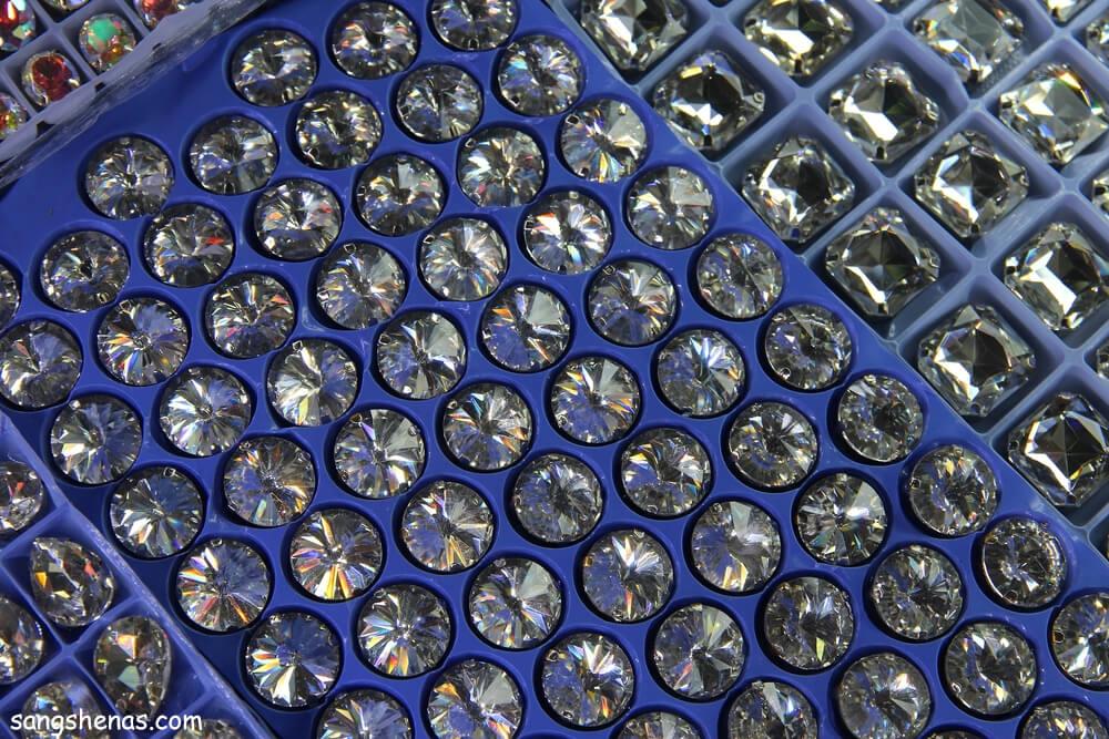 سنگهای رشد یافته در آزمایشگاه بانکوک تایلند