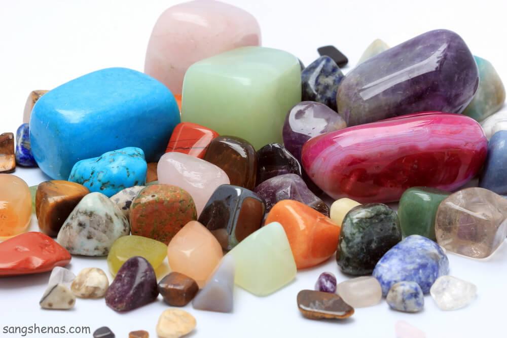 انواع سنگ سنتتیک و مصنوعی