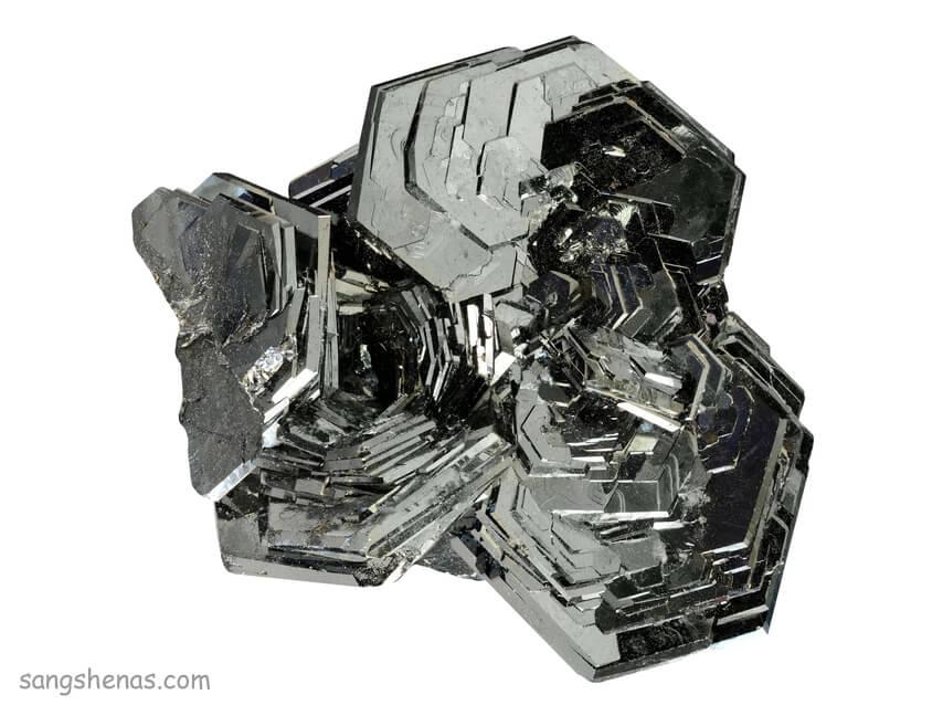 سنگ هماتیت یا حدید سیاه اصل