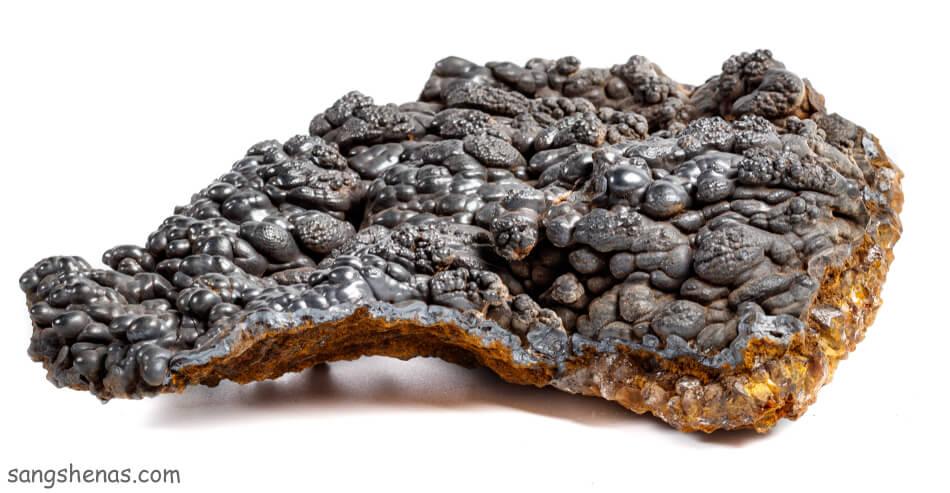 سنگ حدید معدنی (هماتیت)
