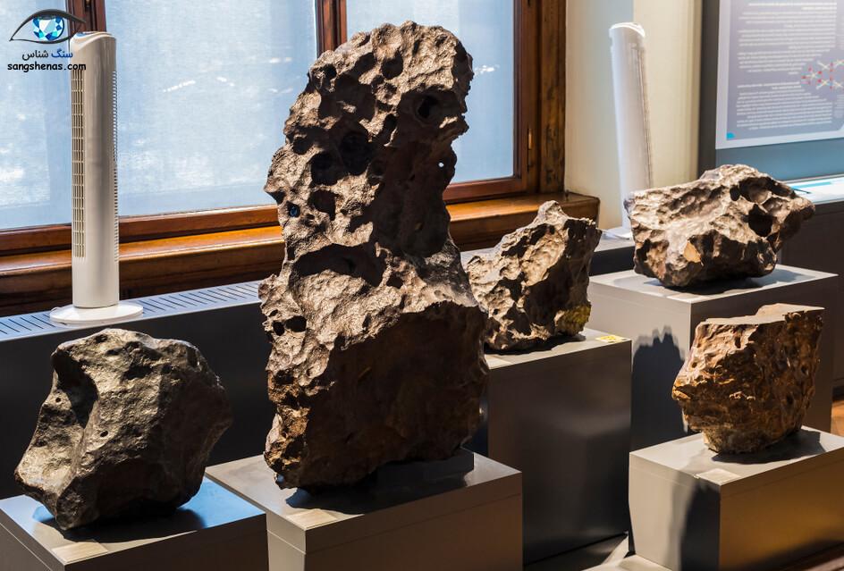 موزه شهاب سنگها در استرالیا