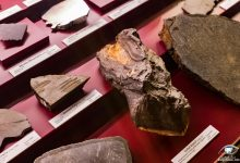 انواع شهاب سنگ ها