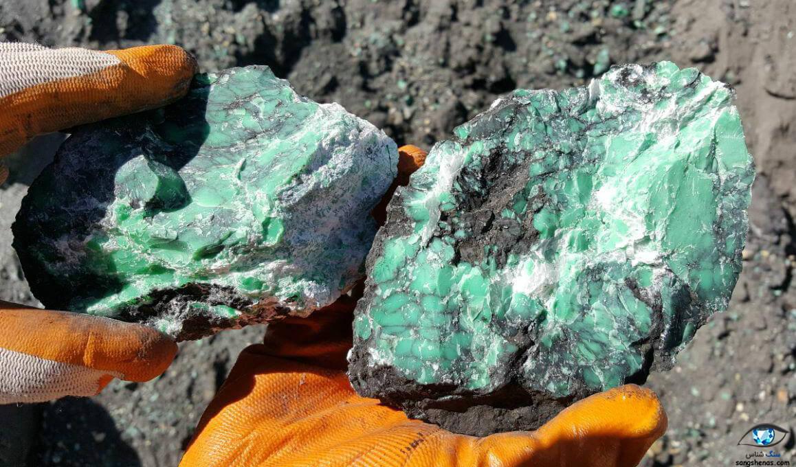 سنگ واریسیت چیست؟