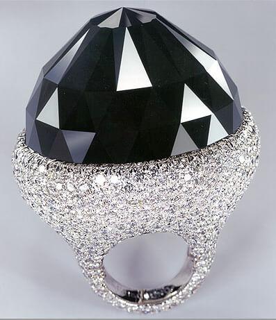 بزرگترین الماس سیاه جهان چیست؟