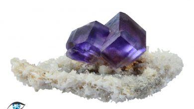 تصویر از سنگ فلوریت چیست؟ انواع، خصوصیات و خواص فلوریت