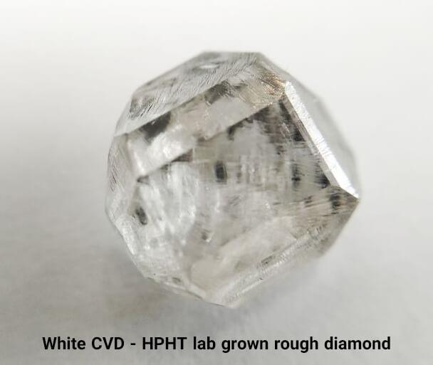 الماس مصنوعی CVD-HPHT