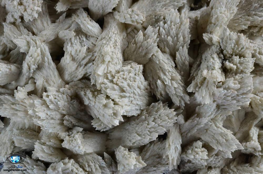 بلورهای calcite