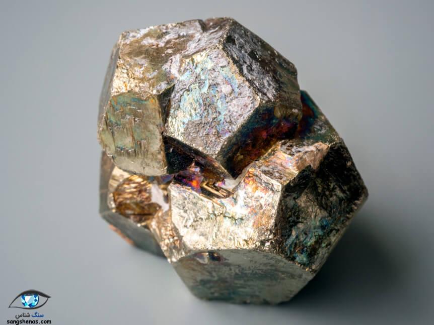 کاربرد سنگ پیریت در صنعت
