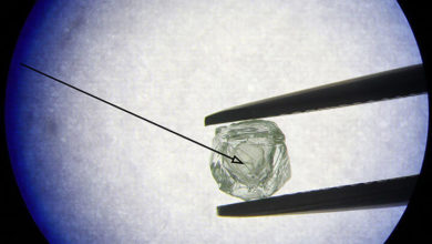 Photo of خارق العاده ترین الماس جهان یافت شد! خصوصیات این الماس عجیب را ببینید