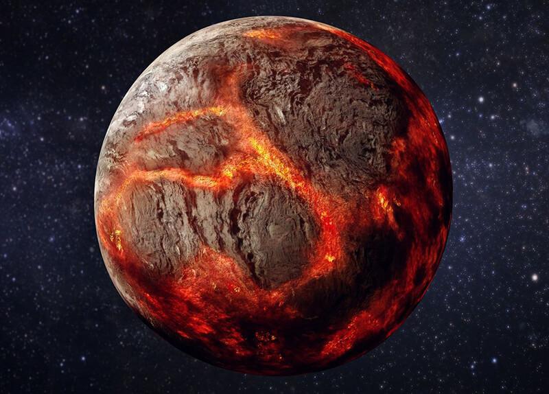 55 Cancri e سیاره