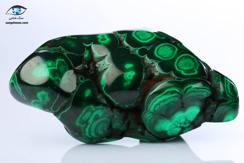 سنگ مالاکیت چیست