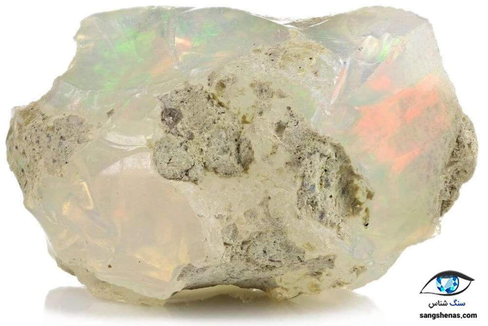 سنگ راف اوپال اتیوپی از استان ولو