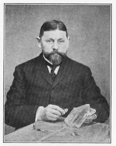 جورج فردریک کونز