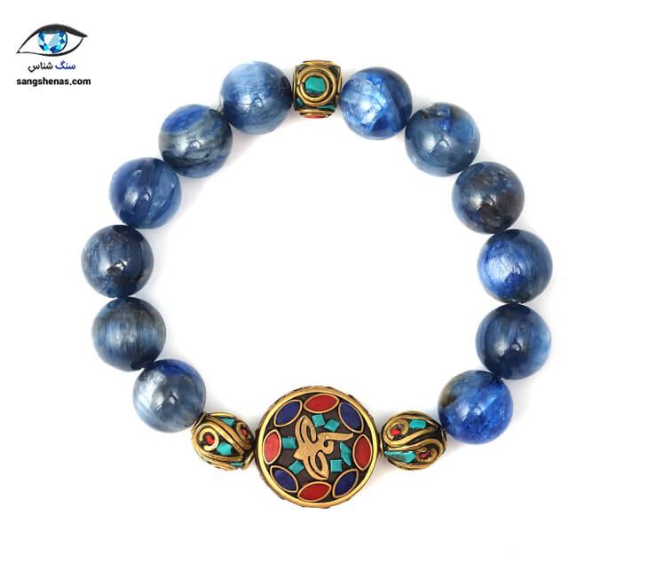 دستبند سنگ کیانیت
